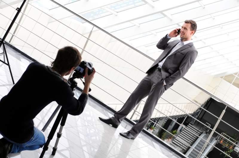 Produits et services de votre photographe pour entreprise